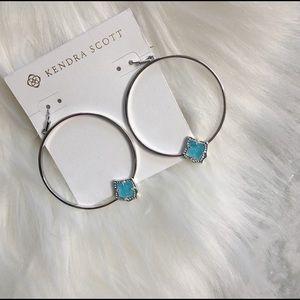 Kendra Scott Elberta Earrings NEW